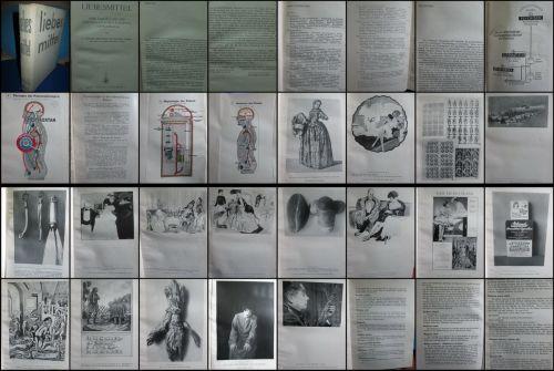 Medicina veche sexuala-APHRODISIACA-Placerile interioare-1929 Berlin.