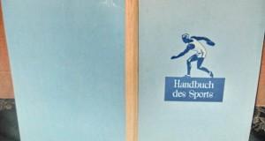 Atentie raritate: Ghidul Sporturilor Germania 1932 cu aptibilde de perioada. Editie complexa plina c