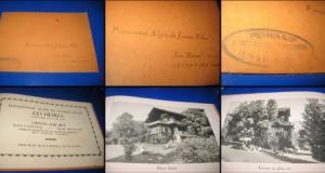 Album vechi foto Pensiune in regiune montana Elvetia pt tinere fete.