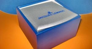 Cutie Ceasuri-Bijuterii Jacques Lemans, noua, stare buna. Avand perinita interior curata stare buna.