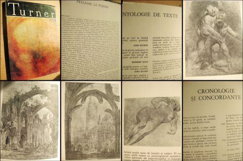 Album de Arta: Tunner-1974 cartonat gros. Marimi: 32- 24 cm, pagini text 26, planse ilustrate 62. St