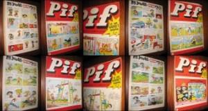 PIF GADGET perioada 1969- 1977-1981. Pif 13 Mai 1969.