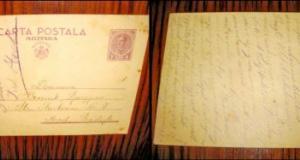 Carti Postale Militare Romania regalista. Corespondenta trimisa de soldat familiei, sotiei, anii 193