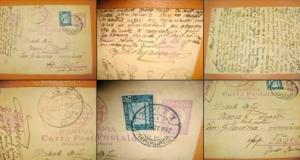 CartePostala Militara Romania Serviciul Depozit. Romania regalista- 30 Octombrie 1932. Trimis de sol