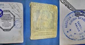 Banatul german-Sacalaz-Sackel Hausen-Mainzer Volks Jugendbucher 1911-carte veche pentru tineretul ba