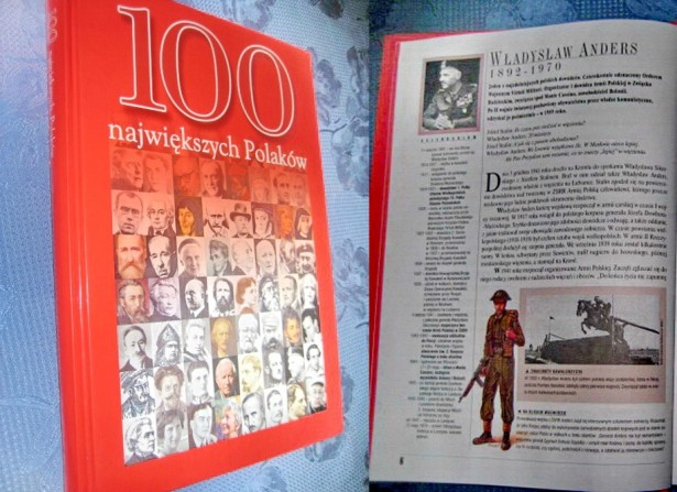 7896-Album 100 Personalitati Polonia st. F.B. ca nou.