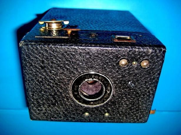 7995-Aparat vechi Kodak Portrait Hawkaye Brownie Nr. 2