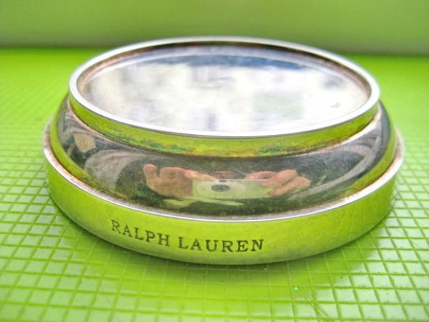 8293-I-Stativ Ralph Lauren argintat stare buna.