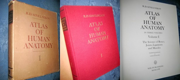 R.D.S. Atlas de Anatonie Umana-vol. 1, 1988,