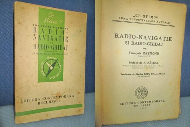 F.Raymond-RadioNavigatie-1943. Marimi 18_12cm-126 pagini.