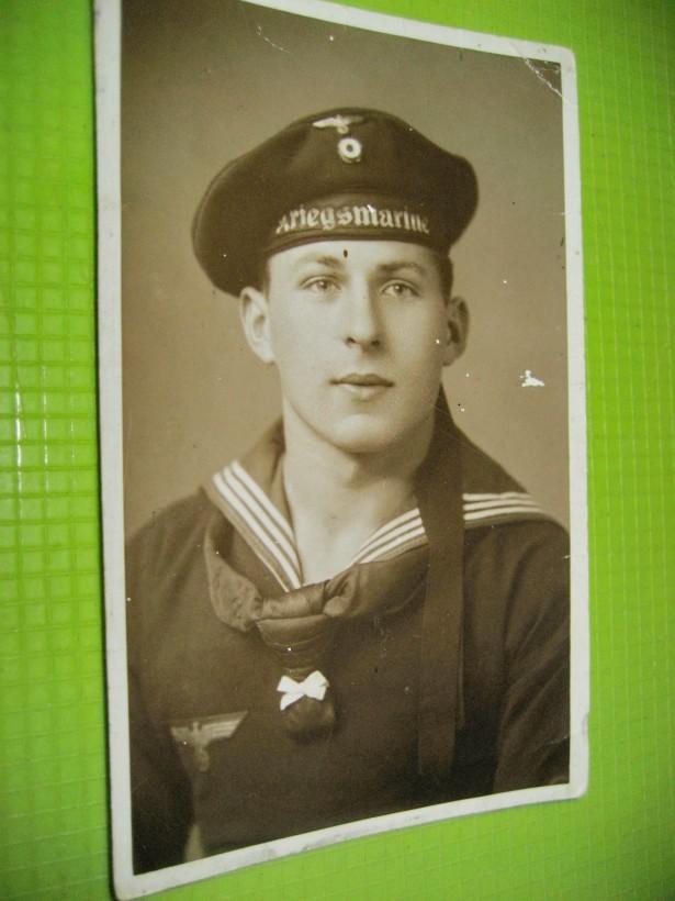 ww2-al 3 lea Reich: Militar Krigsmarine marina de razboi germana.