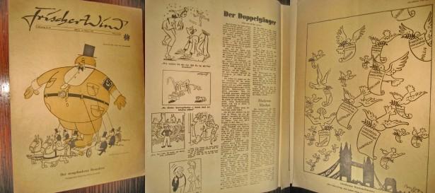 B78-I-Revista de satira antinazista germana 1947-Vant proaspat.