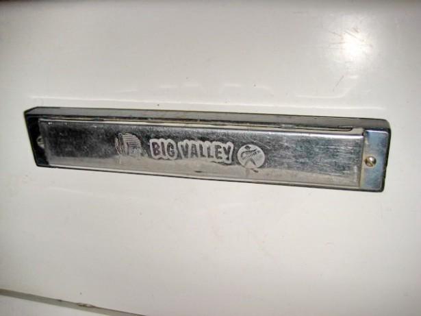 2813-Muzicuta veche Hohner Big Valley International.