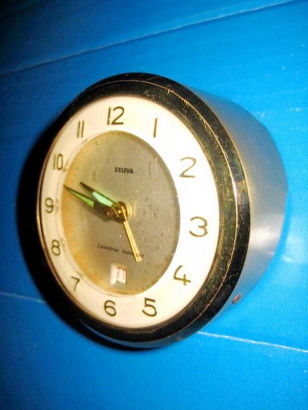4739-Ceas Banque DUPONT SELIVA-Calendrier automatique calendar.