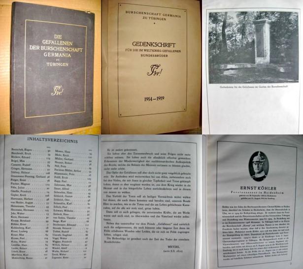 B638-I-WW1-Album comemorativ militar-Camarazii intru fratia de arme.