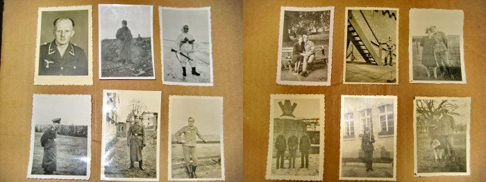 B835-I-Lot cca 100 foto militari al 3 lea Reich originale ww2.