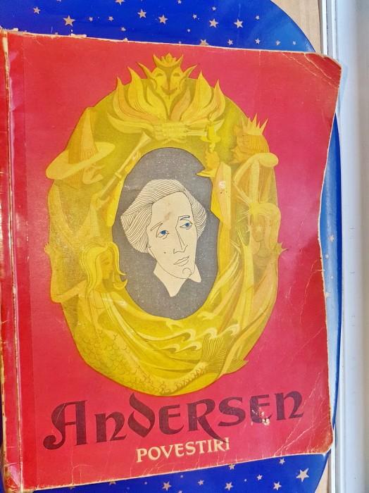 C553-H.C. Andersen-Povestiri 1968 ed. de colectie.