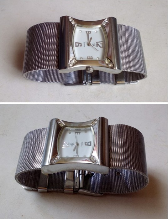 ceas fashion Daniel KLEIN, păstrat excelent, funcțional
