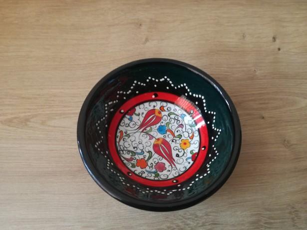 Bol ceramica cu modele deosebite pentru bijuterii, dulciuri