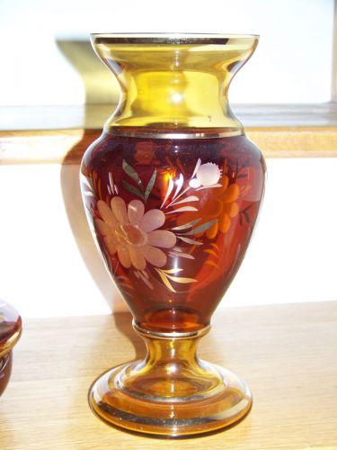 Vaza Egerman-Bohemia-26 cm