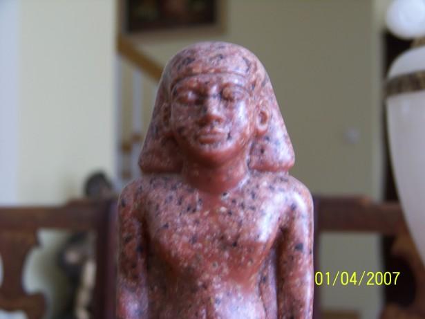 statuie Tutankamon  -28 cm