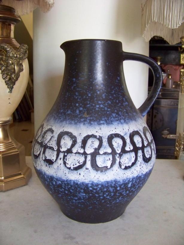 carafa ceramica 42 cm Germania cca 1960