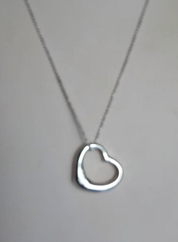 Silver Heart - Ag925