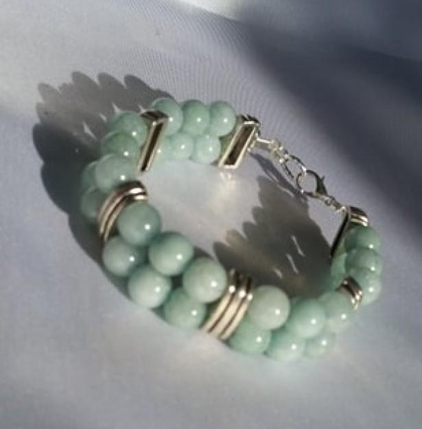 Angelite natural - bracelet