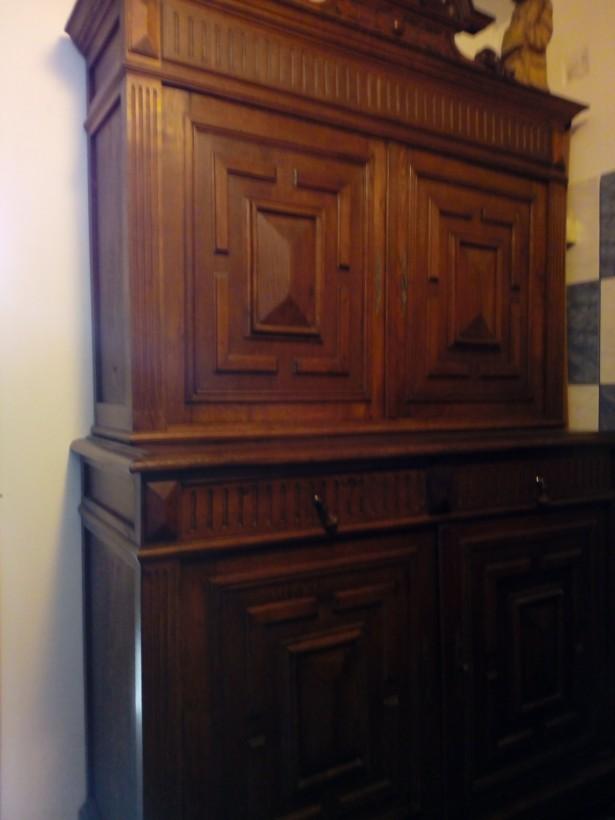Dulap  ArtDeco antic lemn