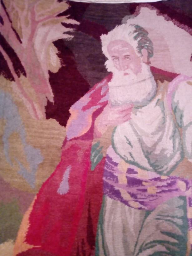 Goblen biblic 50x30cm