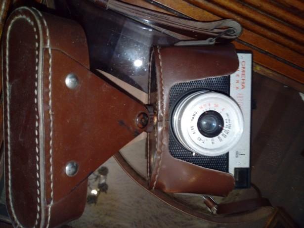Aparat foto Smena anii `70-`80