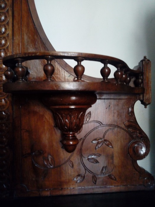 Altar sculptat Renastere florentina, sec XIX