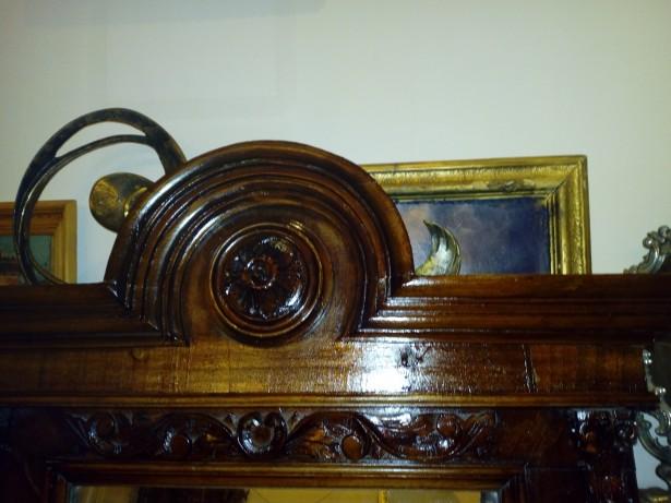Oglinda Sculptata lemn Renastere sec XIX