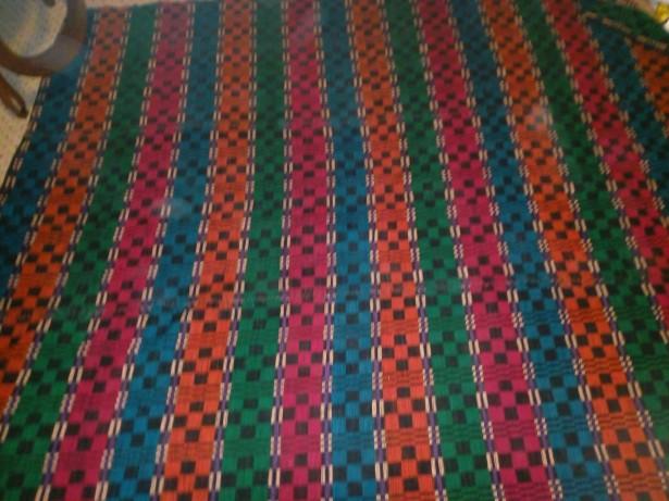 Covor de lana tesut la rasboi 250x170