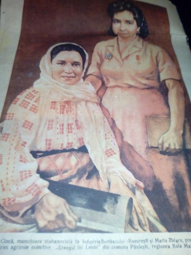 Revista stalinista sub directia Anei Pauker 1945