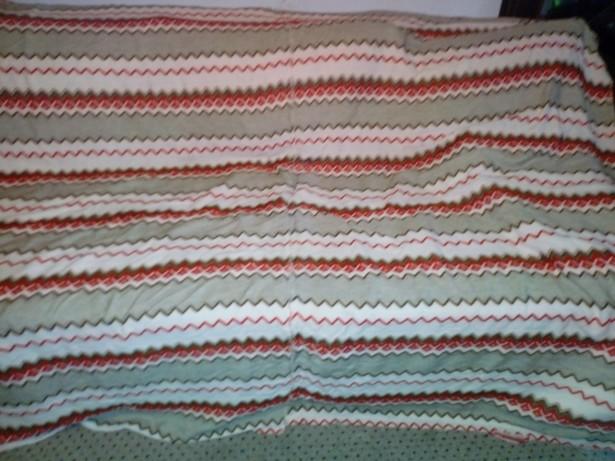 Cuvertura de pat  perete handmade