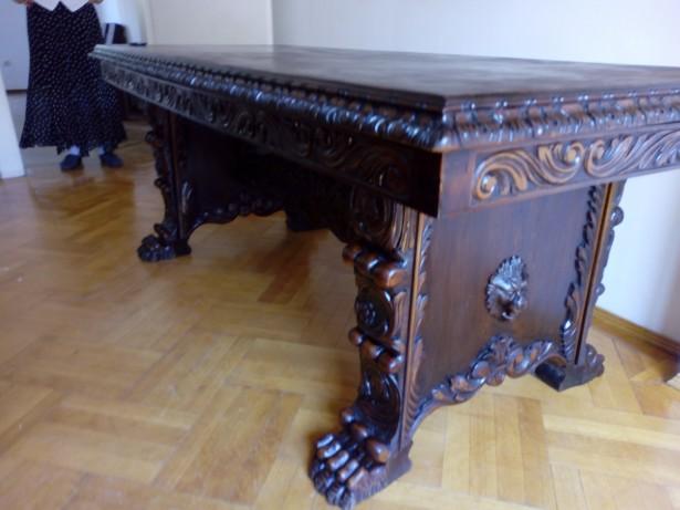 Masa Renstere florentina +4 scaune cadou