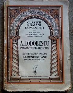 Pseudo-Kynegheticos, Alexandru  Odobescu