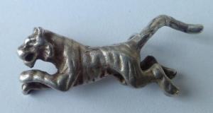 Pandantiv argint 925, tematica zodiac chinezesc - tigru