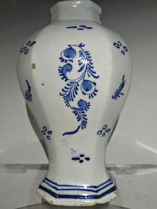 Vază Delft Olanda XVIII