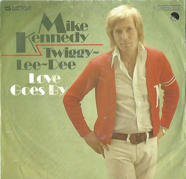 Mike Kennedy ‎– Twiggy-Lee-Dee