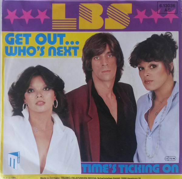 LBS ‎– Get Out... Who`s Next
