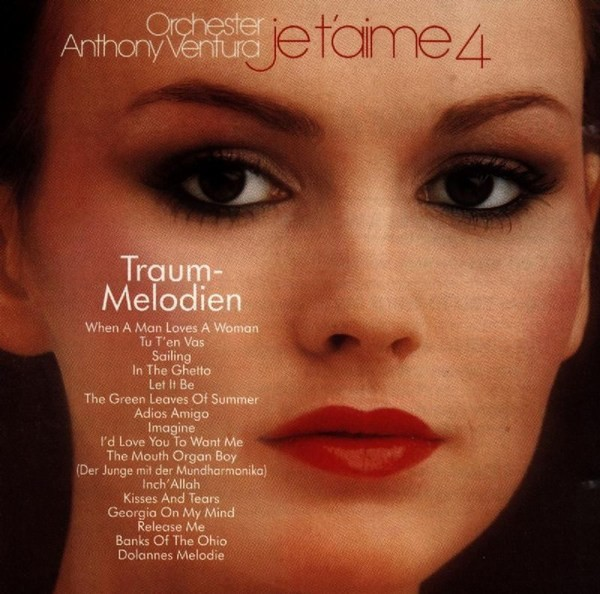 Orchester Anthony Ventura – Je T`aime 4