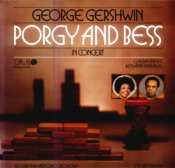George Gershwin– Porgy And Bess - In Concert