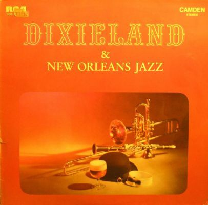 Various – Dixieland And New Orleans Jazz