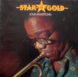 Star Gold (LP, Compilation) album cover  Louis Armstrong