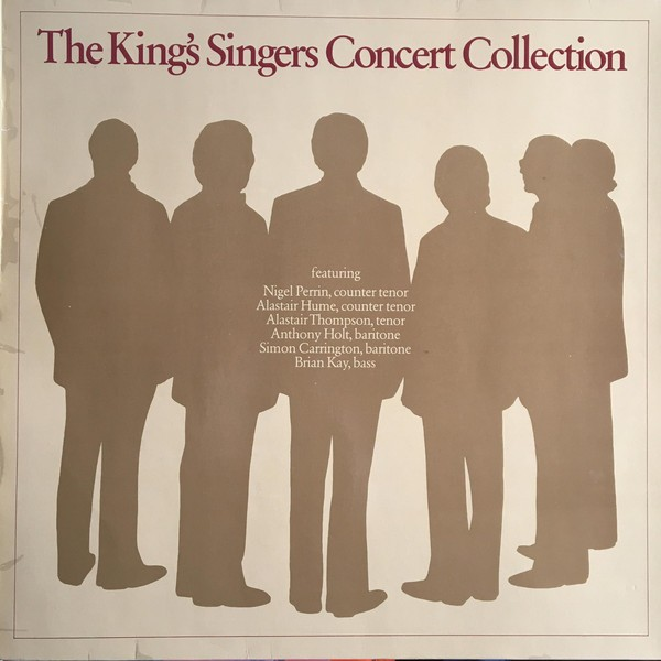 The King`s Singers – The King's Singers Concert Collection