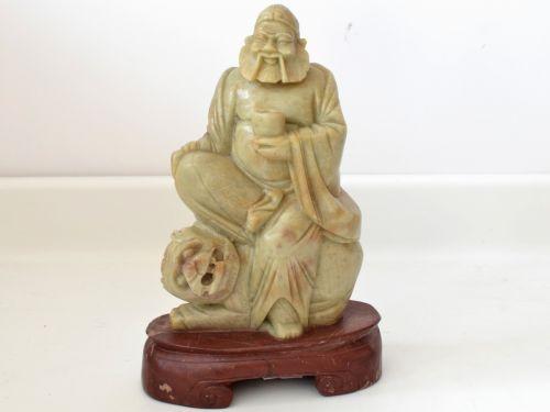 Statueta chinezeasca piatra 01654