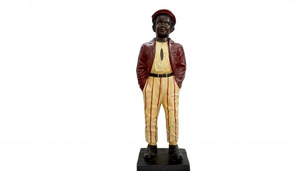 Statueta ` Jucator de Baseball ` 018189