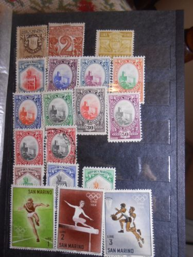 Clasor timbre vechi 23